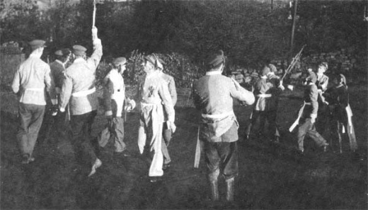 1948 - image from Morris Ring publication 'Comes the Morris dancer in'