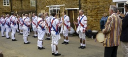 The Adderbury Morris Men - Day of Dance 2011