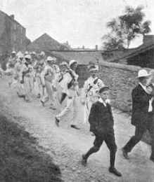 Winster processional, Morris Book Part II 1909