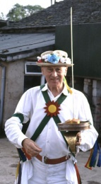 Walter Abson, the first Bagman of the Morris Ring